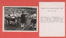 West Germany v Sweden Juskowiak (60)